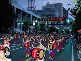盛岡さんさ踊り(盛岡市).jpg